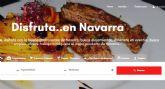 'Comer muy bien' se renueva para convertirse en el buscador de restaurantes y hoteles en Navarra