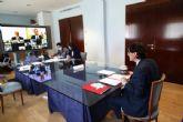 Salvador Illa mantiene un encuentro con sus homólogos de la Unión Europea