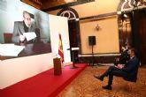 Pedro Sánchez asiste a la entrega del Premio Nacional de Arquitectura a Álvaro Siza