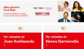 EBay Solidario se une a Giving Tuesday para apoyar el Plan Cruz Roja Responde