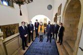 Reyes Maroto reabre el Parador de León tras su reforma integral