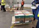 TIPSA y Cool Chain Logistics destacan el privilegio que supone transportar la vacuna de Pfizer