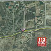 Fallece un hombre en un accidente de tráfico en Mazarrón