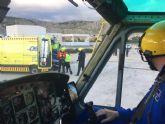 Fallece un escalador tras caer desde una altura de 30 m en el Peñón de Ricote
