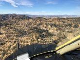 Rescatan en helicóptero a una senderista accidentada en el paraje Los Mamellones