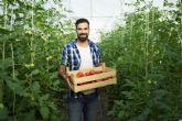 El concejal de Agricultura, Sergio Martínez anima a los jóvenes a emprender en el sector agrícola