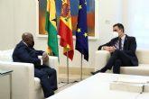 Sánchez apuesta por continuar estrechando los lazos de Espana con los países del África Occidental
