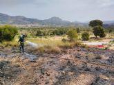 Bomberos del CEIS apagan un conato de incendio forestal en Barinas