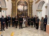El Cristo de las Ánimas vuelve a la iglesia de San Javier