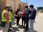 Comienzan las obras de mejora en calles y caminos de El Mirador y La Grajuela