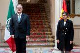 Espana y México fortalecen su relación bilateral