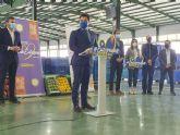 La campana 'CuTE-4You' , presentada hoy en San Javier , promociona el consumo de productos hortofrutícolas europeos