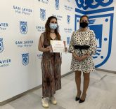 El joven Javier Porras gana el concurso de cortos 'Lo que está pasando' , convocado durante la pandemia