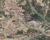 Bomberos dan por extinguido el incendio de un turismo en el casco urbano de Villanueva del Río Segura