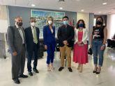 Convenio de colaboración Ayuntamiento San Javier-Rotary Club Mar Menor-San Javier