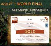 Pacari se alza con 16 galardones en los premios 'Oscar del chocolate'