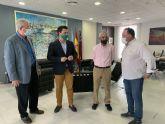 El Ayuntamiento renueva su apoyo a la Junta Local de la AECC