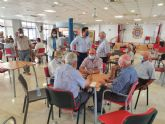 Los centros municipales de Mayores de Santiago de la Ribera y El Mirador reabren tras 15 meses cerrados por la pandemia