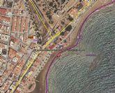 Fallece un hombre en la playa de Rihuete, en Puerto de Mazarr�n