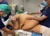 Emilio Jesús Jiménez, una vida con 308 kilos