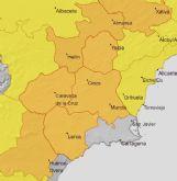 Meteorología adelanta el horario de inicio de su aviso naranja por temperaturas hasta 42ºC hoy sábado a las 13:00h