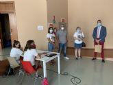 Jóvenes de San Javier se forman en Primeros Auxilios en Actividades Juveniles y de Tiempo Libre