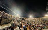 El Festival de Teatro, Música y Danza de San Javier cierra con éxito una edición de 'transición'