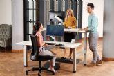Z badania Fellowesa wynika, że satysfakcja z pracy jest związana z wydajnością