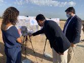 Comienzan las obras de los colectores Norte y Sur para minimizar los danos de las lluvias en el municipio y en el Mar Menor