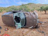 Tres personas heridas en un accidente de tráfico ocurrido en Jumilla
