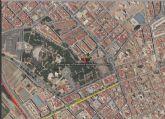 Bomberos apagan incendio en un local público en Molina de Segura