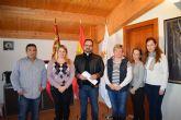Convenio con Cáritas de Mazarrón y asociaciones de ayuda para atender a personas en riesgo de exclusión social