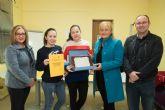 Acoma reparte 1.000 euros entre los clientes que participaron en el sorteo de la caja m�gica