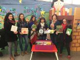 El Ayuntamiento de Molina de Segura destina 10.000 euros para el Banco de Libros en 16 centros públicos del municipio