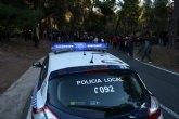 M�s de 50 efectivos integrar�n el dispositivo de seguridad de la romer�a de regreso de La Santa de Totana este s�bado 13 de enero