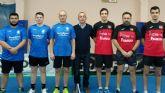 2ª nacional. Framusa Totana 6 - CTM Murcia 0