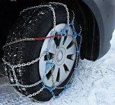 'Filomena' desata la demanda de cadenas, raquetas y botas de nieve