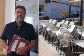 El concejal de Sanidad incide en que 'el Gobierno regional decreta el cierre de la hostelería'