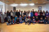 Alumnos de Educación Primaria del colegio San José participan en el programa Conoce tu ayuntamiento