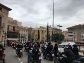 Alrededor de quinientas personas participan en la VII Ruta Solidaria por las enfermedades raras entre los municipios de Totana y María