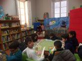 Más de 200 escolares participan en la actividad de animación a la lectura El tesoro del pirata