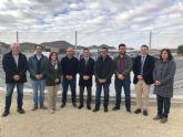La Comunidad mejora las infraestructuras de riego de 2.344 comuneros de Alhama de Murcia