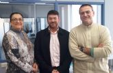 El Ayuntamiento de Molina de Segura continúa con las visitas empresariales para informar de los servicios municipales de gestión y asesoramiento