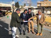 La Comunidad y el Ayuntamiento invierten 651.000 euros en Los Alcázares para mejorar la accesibilidad en varias calles