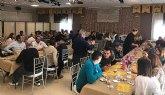 El Automóvil Club Totana celebró su ya tradicional comida gala anual