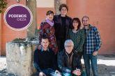 Resultados de las elecciones primarias en Podemos Cieza