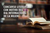 Bases del concurso de literatura del 8 de marzo, ´Día internacional de la Mujer´