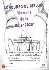 I Concurso de Dibujo Semana de la Mujer Marzo 2020