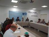 La Junta Directiva de CAMPODER se reúne en Puerto Lumbreras, donde subvencionarán varios proyectos en 2020