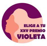 Bases la XXV edición del Premio Violeta - 8 de marzo, 'Día Internacional de la Mujer'